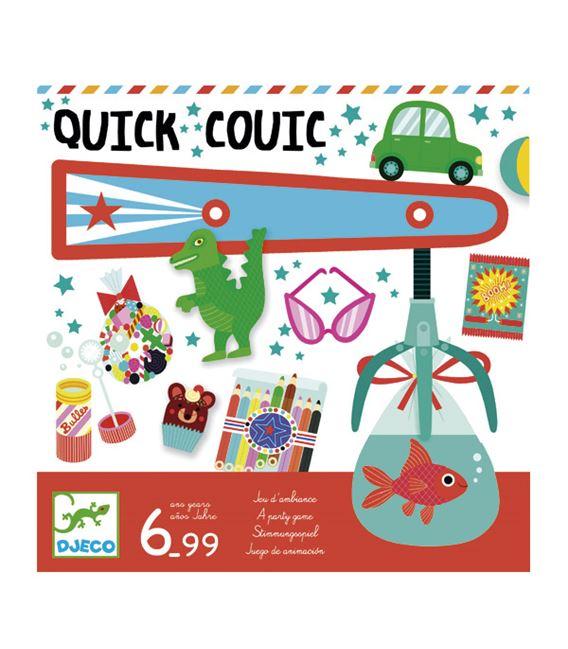 JUEGO QUICK COUIC - DJECOQUICKCOUIC