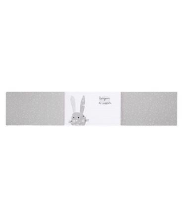 COLCHA+PROTECTOR 60x120 SNOOPS GRIS - CPRAIANORDICAPROTSNOOPS1