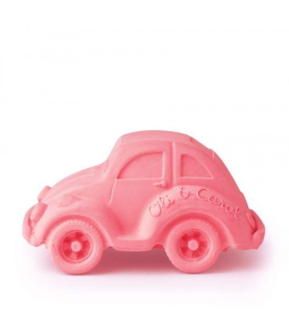 MORDEDOR BEETLE CAR PINK - MORDEDORCOCHEROSA