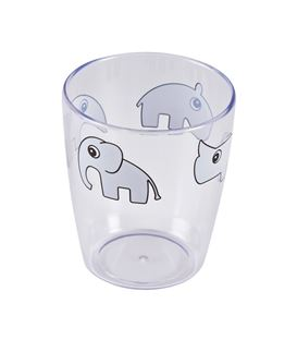 MINI VASO YUMMY DEER FRIENDS GRIS