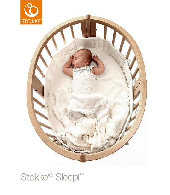 MINICUNA STOKKE SLEEPI MINI NATURAL - ASLEEPI