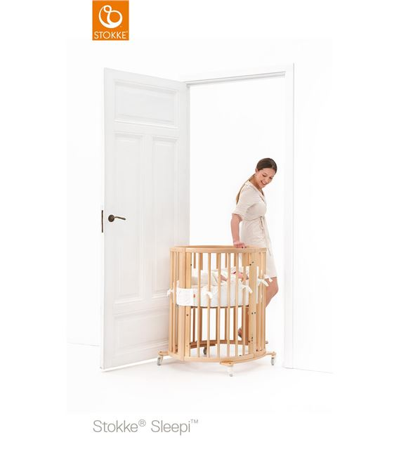 MINICUNA STOKKE SLEEPI MINI NATURAL - BSLEEPI