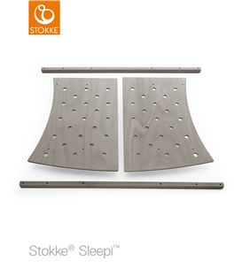 EXTENSION CUNA A CAMA JUNIOR STOKKE SLEEPI GRIS BRUMA - EXTENSIONJUNIORGRIS
