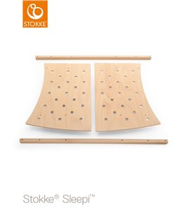 EXTENSION CUNA A CAMA JUNIOR STOKKE SLEEPI NATURAL - EXTENSIONJUNIORMADERA