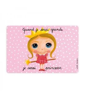 MANTEL INDIVIDUAL PRINCESA - SET-DE-TABLE-PRINCESSE-LABEL-TOUR