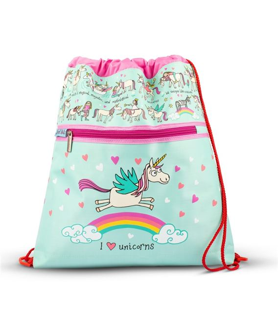 UNICORNS KIT BAG - BOLSAMOCHILAUNICORNIO