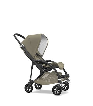 BUGABOO BEE5 CLASSIC NEGRO/TAUPE - BEE5-CLASSIC-CHASIS-CAQUI