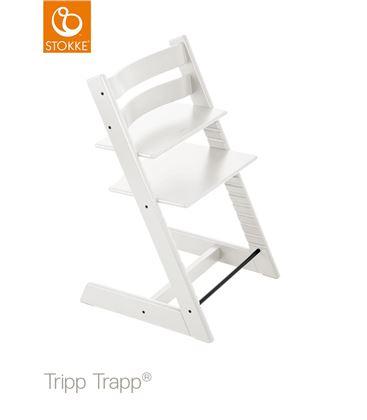 TRONA TRIPP TRAPP BLANCA CON BABYSET Y BANDEJA - BABYSETTRIPTRAPPBLANCO1