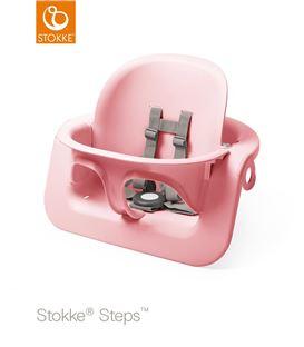 STOKKE BABY SET STEPS ROSA - SETPSBABYSETROSA