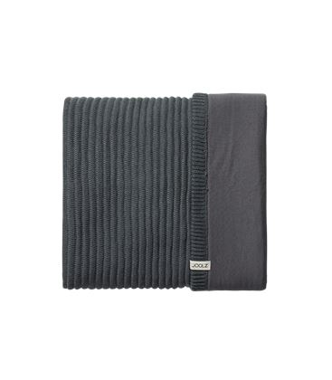 MANTA ESSENTIALS RIBBED ANTRACITA - JOOLZ_ESSENTIALS_BLANKET_RIBBED_GREY(1)