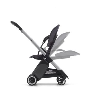 BUGABOO ANT COMPLETO ALUMINIO / GRIS MELANGE - BUGABOOANT