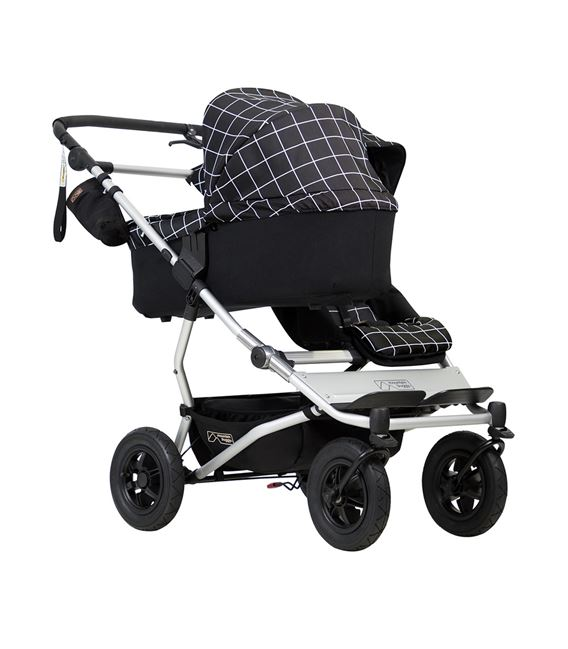 CAPAZO PLUS MOUNTAIN BUGGY DUET V3 GRID - CAPAZOGRID1
