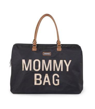 BOLSO MOMMY BAG NEGRO - MOMMYBAGNEGRA