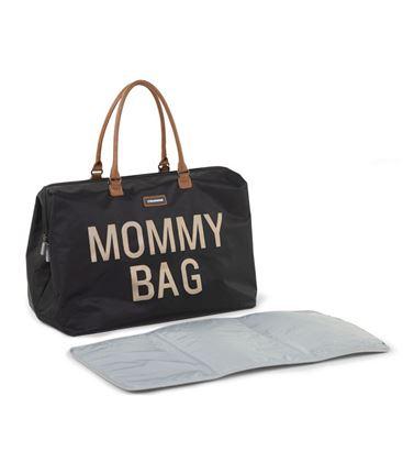 BOLSO MOMMY BAG NEGRO - MOMMYBAGNEGRA2