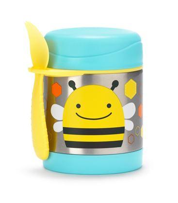 TERMO COMIDA SKIP HOP ZOO ABEJA - SKIP-HOP-ZOO-CONTENEDOR-COMIDA-BEE