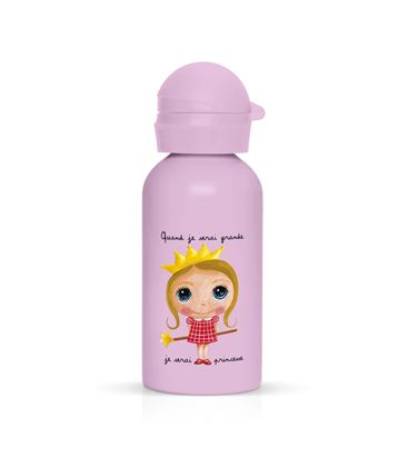 CANTIMPLORA METAL 400ML PRINCESA - CANTIMPLORA_PRINCESA_LABELTOUR