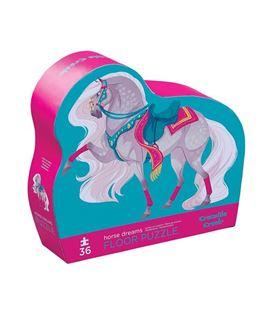 PUZZLE 36PC HORSE DREAMS - PUZZLEHORSE