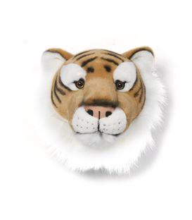 CABEZA DE PELUCHE TIGRE FELIX - TIGER-TROPHY-SOFT-TOY