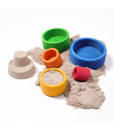 SET DE BOLS DE COLORES MONTESSORI - 16001092A