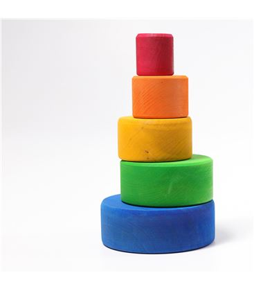 SET DE BOLS DE COLORES MONTESSORI - 16001092B