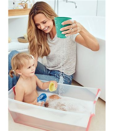 TOY CUPS MULTICOLOR FLEXI BATH STOKKE - SOME_FLEXIBATH-TOYCUPSRETAILER