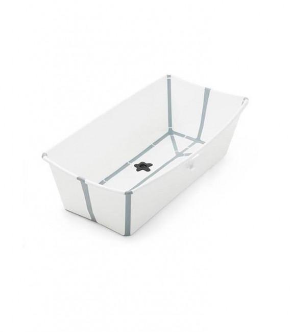 BAÑERA PLEGABLE FLEXI BATH XL BLANCA GRIS