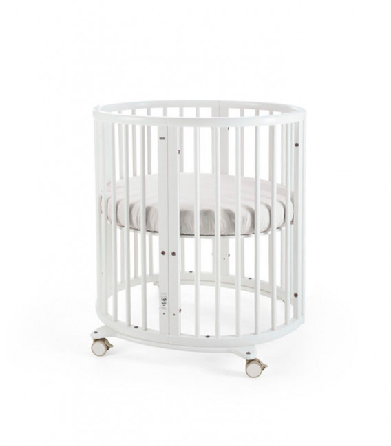 MINICUNA STOKKE SLEEPI MINI BLANCO