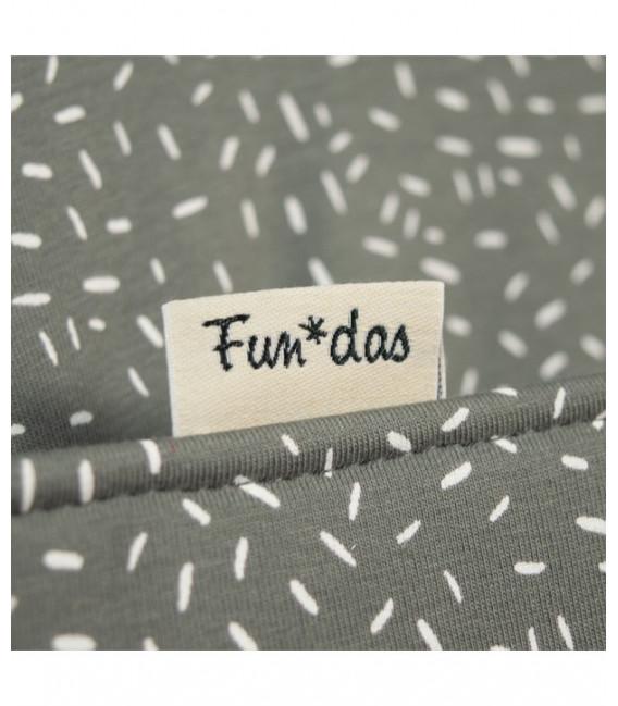 FUNDA HAMACA BABYBJORN BALANCE/SOFT/BLISS WHITE CHIPS