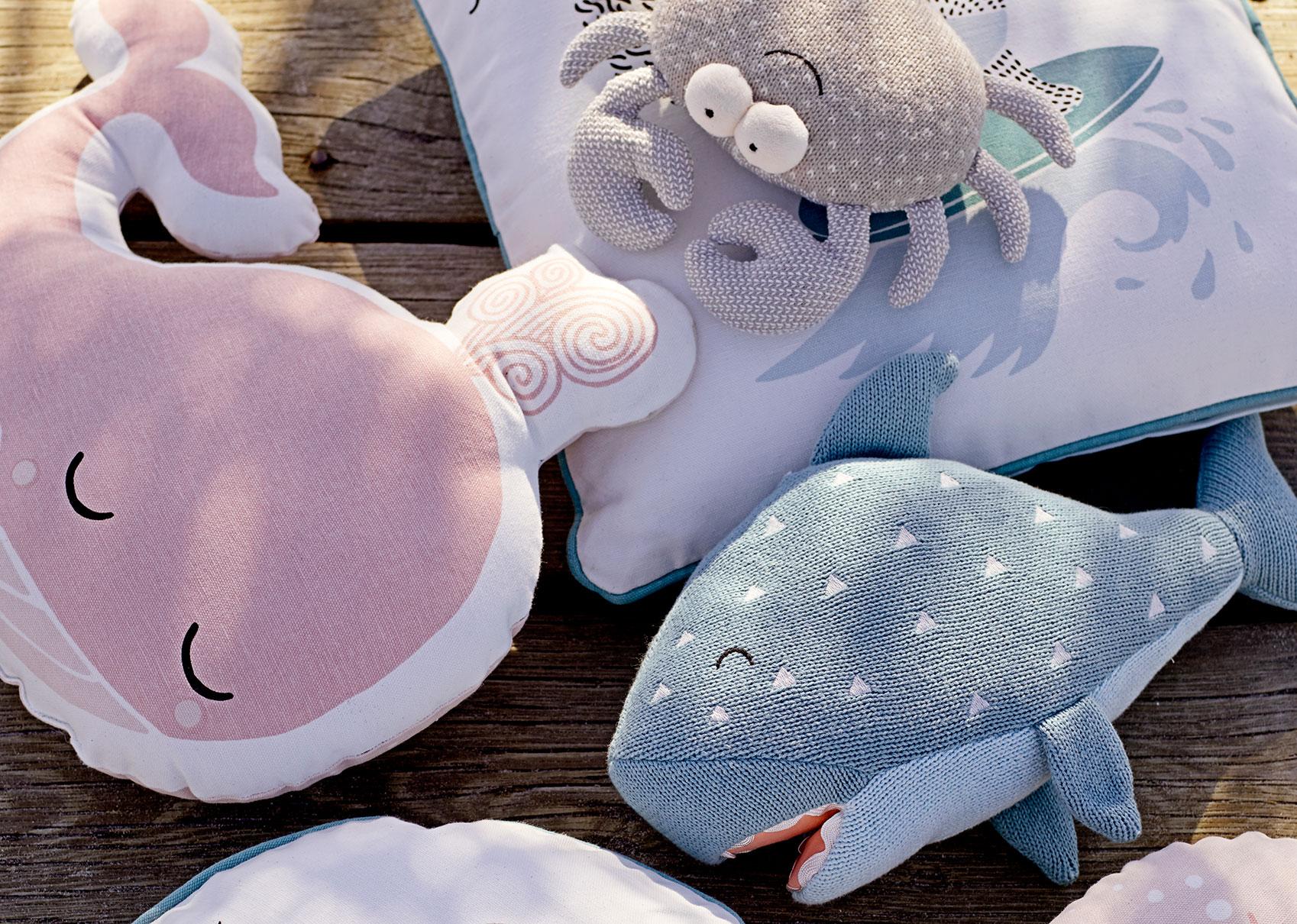 Colección Bloomingville en Kidshome - Formas del mar