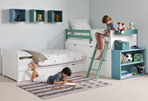 camas juveniles almacenaje