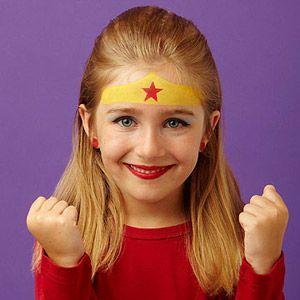 maquillaje-infantil-wonderwoman