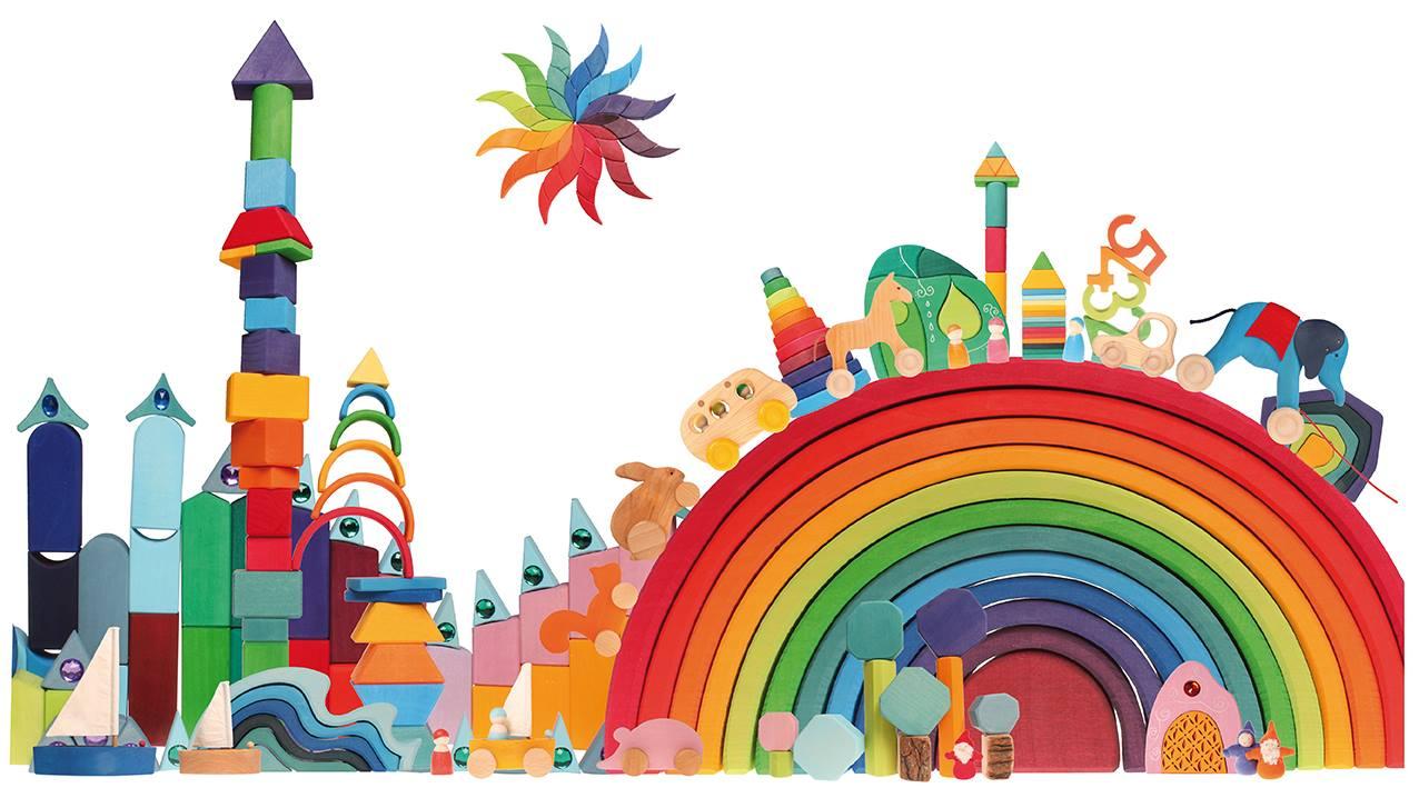 Ventajas De Los Juguetes Montessori Pedagogia Blanca El Blog De