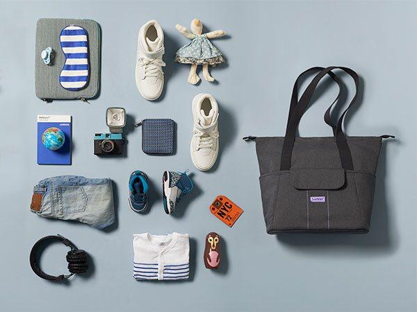 bolsas maternidad y maletas infantiles