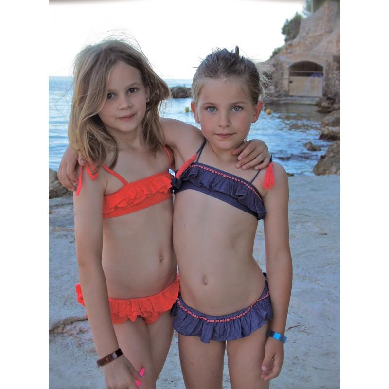 9707bc45b los bañadores y bikinis más lindos del mundo solo para niñas - El ...