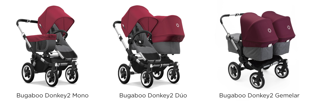 tipos bugaboo donkey2